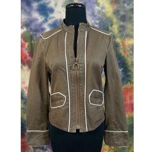 Women's Marc Jacobs Cotton Military Style Jacket